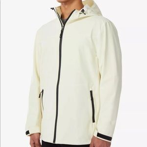 32 Degrees Mens Waterproof Performance Raincoat M